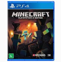 Jogo Minecraft PS4-Microsoft -