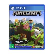 Jogo Minecraft - PS4 - Mojang Ab