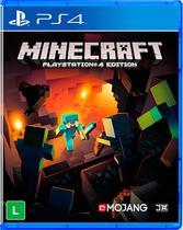 Jogo Minecraft - PS4 - Mojang