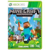 Jogo Minecraft: Xbox 360 Edition - Xbox 360 - Microsoft studios