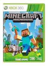 Jogo Minecraft: Xbox 360 Edition - Xbox 360 - Mojang