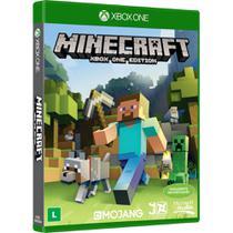 Jogo Minecraft Xbox One - Mojang