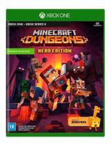 Jogo Minecrat Dungeons (Hero Edition) - Xbox One - Mojang