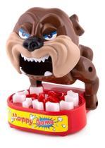 Jogo Mini Bad Dog Não Acorde O Cachorro Ossos Polibrinq - Polibrink