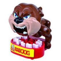 Jogo Mini Bad Dog Não Acorde o Cachorro Ossos Polibrinq -