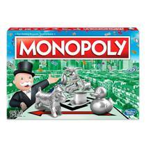 Jogo Monopoly Clássico Novo - Hasbro -