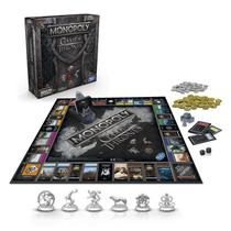Jogo monopoly game of thrones - hasbro e3278 -