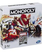 Jogo Monopoly Marvel - E7866 - Hasbro -