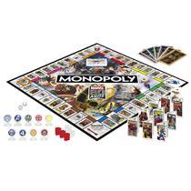 Jogo monopoly marvel - hasbro e7866 -