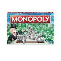 Jogo Monopoly Novo C1009 - Hasbro