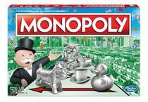 Jogo Monopoly Novo - Hasbro C1009 - Brinquedos