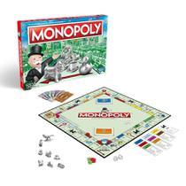 Jogo monopoly novo - Hasbro