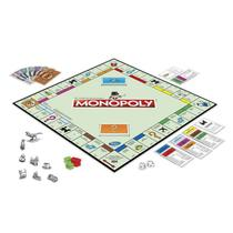 Jogo monopoly novo! - hasbro -