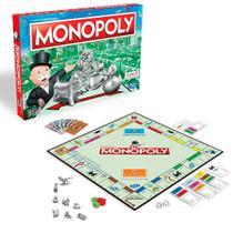 Jogo Monopoly Novos Tokens - Hasbro -