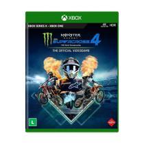 Jogo Monster Energy Supercross - The Official Videogame 4 - Xbox - Milestone