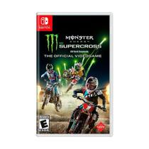 Jogo Monster Energy Supercross - The Official Videogame - Switch - Milestone