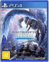 Jogo Monster Hunter World Iceborne - Capcom