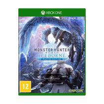 Jogo Monster Hunter World: Iceborne (Master Edition) - Xbox One - Capcom