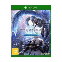 Jogo Monster Hunter World: Iceborne - Xbox One - Capcom