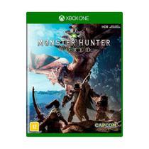 Jogo Monster Hunter: World - Xbox One - Capcom