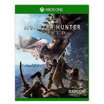 Jogo  Monster Hunter World  Xbox One - Capcom