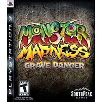 Jogo Monster Madness: Grave Danger - PS3 - South Peak