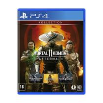 Jogo Mortal Kombat 11 Aftermath Kollection - PS4 - Wb Games