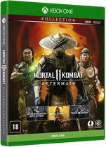 Jogo Mortal Kombat 11: Aftermath (NOVO) Xbox One - Warner