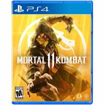 Jogo Mortal Kombat 11 Playstation 4 - Wb games