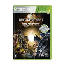 Jogo Mortal Kombat vs. DC Universe - Xbox 360 - Wb Games