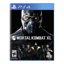 Jogo Mortal Kombat XL - PS4 - Sony