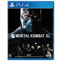 Jogo Mortal Kombat XL - PS4 - Warner games