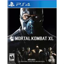 Jogo Mortal Kombat XL - PS4 - Warner