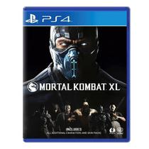 Jogo Mortal Kombat XL - PS4 - Wb games