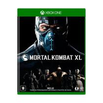 Jogo Mortal Kombat XL - Xbox One - Activision
