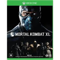 Jogo Mortal Kombat XL - Xbox One - Warner