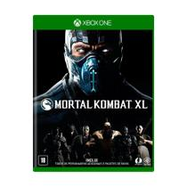 Jogo Mortal Kombat XL - Xbox One - Wb games