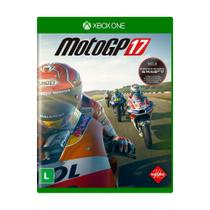 Jogo Moto GP 17 - Xbox One Lacrado Físico - Milestone