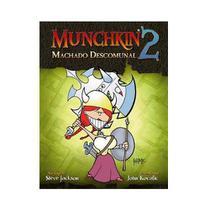 Jogo Munchkin 2 Expansão GALAPAGOS -