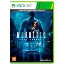 Jogo Murdered: Soul Suspect - Xbox 360 - Square enix
