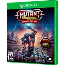 Jogo mutant football league dynasty edition xbox one - Nighthawk interactive