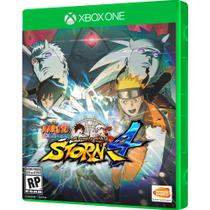 Jogo naruto shippuden ultimate ninja storm 4 xbox one -