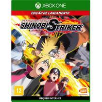 Jogo Naruto to Boruto: Shinobi Striker - Xbox One - Namco bandai