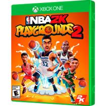 Jogo nba 2k playgrounds 2 xbox one - 2k games
