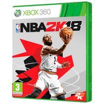 Jogo nba 2k18 xbox 360 - 2k games