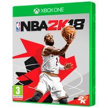 Jogo nba 2k18 xbox one - 2k games