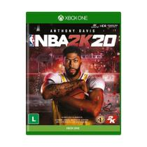 Jogo NBA 2K20 - Xbox One - Take-Two Interactive