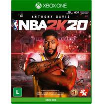 Jogo Nba 2k20 - Xbox One - Take-two