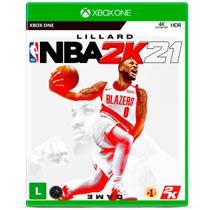 Jogo NBA 2K21 - Xbox One -