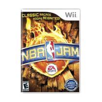 Jogo NBA Jam - Wii - Ea sports